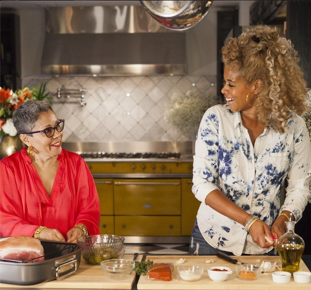 Holiday Feast with Kelis to air on Cooking channel