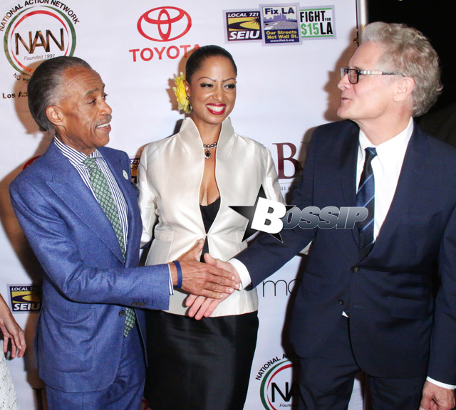 Reverend Al Sharpton NAN Vanguard Awards & 60th Birthday Celebration