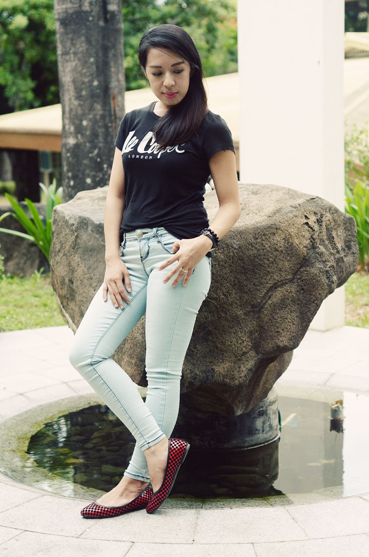 crissa jeans-and-lee cooper shirt6